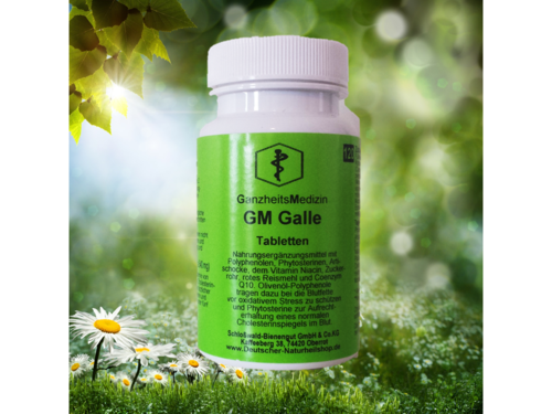 GM Galle 120 Tabletten