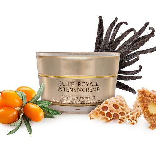 Gelee-Royale Intensivcreme, Tiegel mit 50 ml